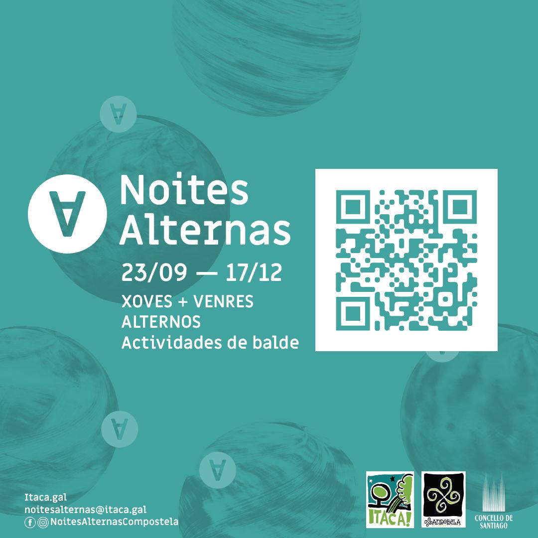 #NoitesAlternas2021
