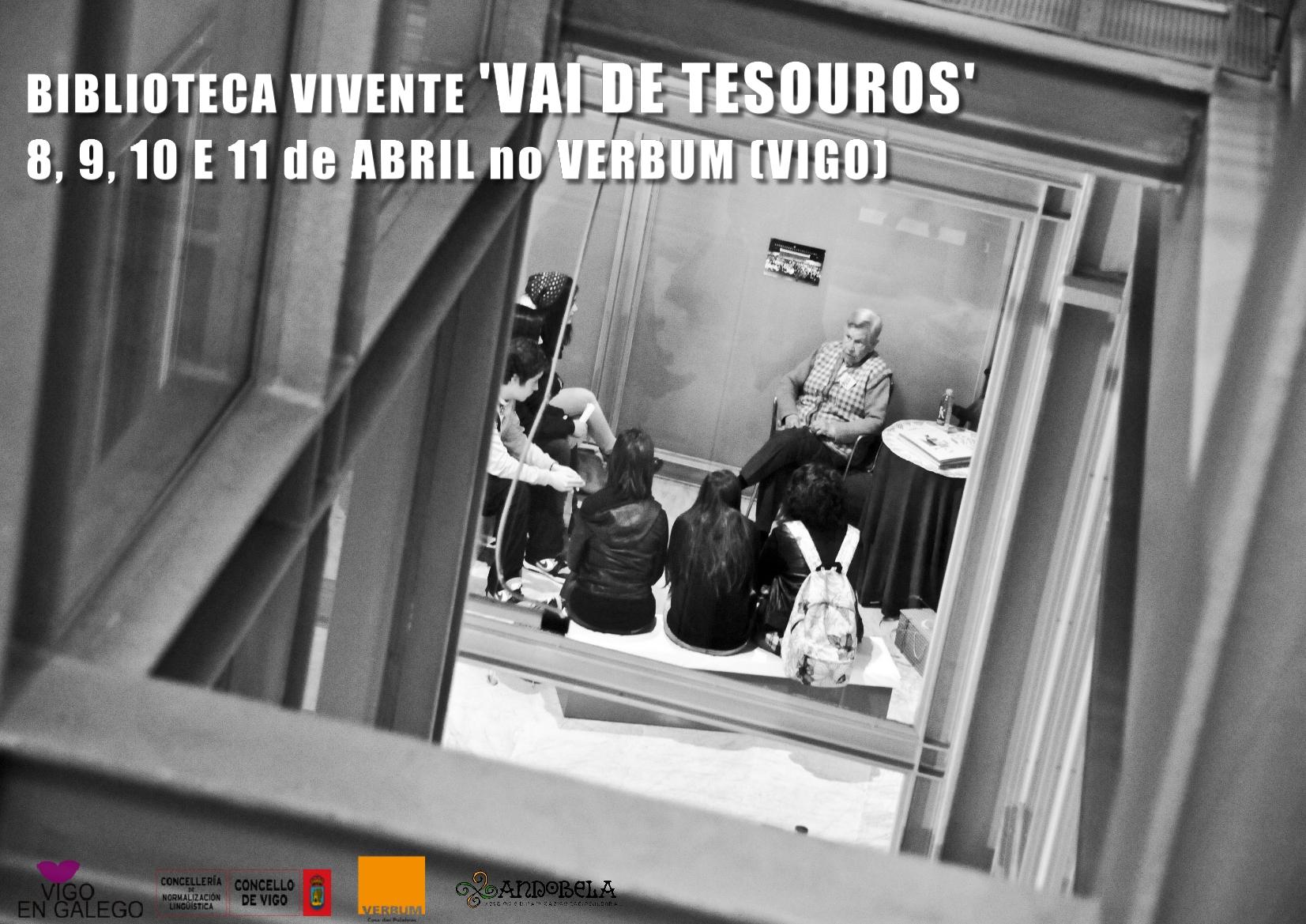 "Biblioteca Vivente ""Vai de Tesouros"""