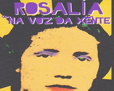 Celebramos o día de Rosalía coa chavalada betanceira