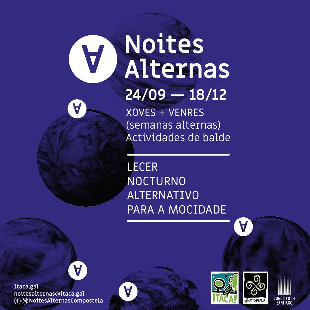 #NoitesAlternas2020