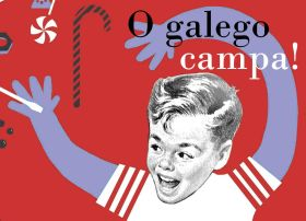 Imos de ruta con 'O galego campa!'